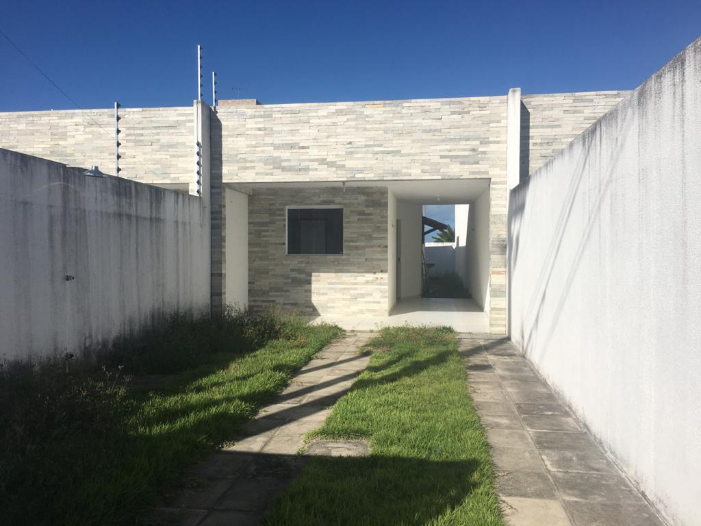 Casa à venda por R$ 145.000,00 - Carapibus - Conde/PB