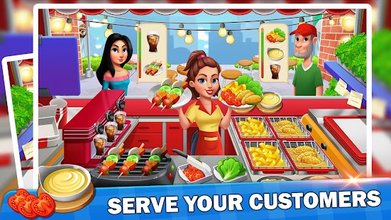 Cooking Mania - Food Fever & Restaurant Craze for pc