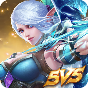 Enjoy the Classic MOBA on Your Mobile. Challenge Top Players All Over the World! APK Icon