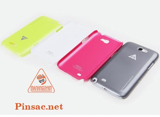 Ốp lưng Rock cho Samsung Galaxy Note II (N7100)