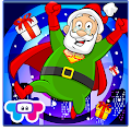 Super Santa XMAS Story & Games APK for Bluestacks