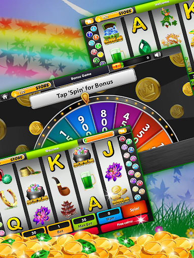 Royal Emerald Irish Slot - screenshot