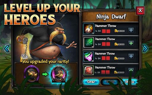 DragonSoul - Online RPG screenshot 14