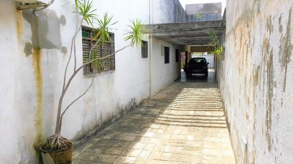 Casa residencial à venda, Expedicionários, João Pessoa - CA1323.