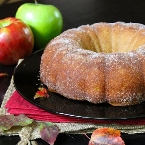 Cinnamon Sugar Cake Donuts Recipes | Yummly