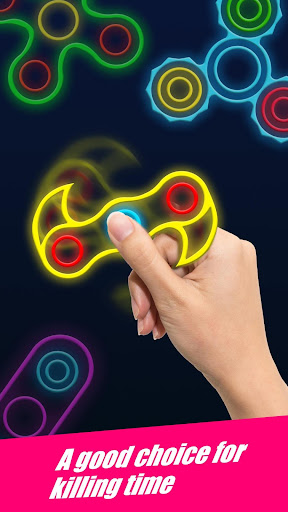 Finger Spinner For PC
