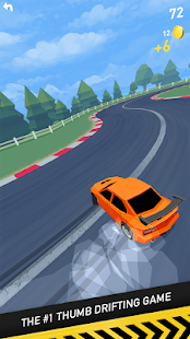 APK Game Thumb Drift - Fast & Furious One Touch Car Racing for BB, BlackBerry