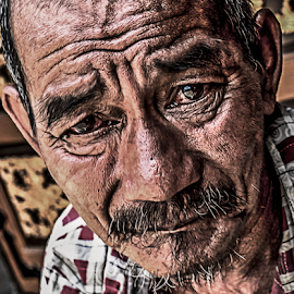 by Ferli DCruz - People Portraits of Men