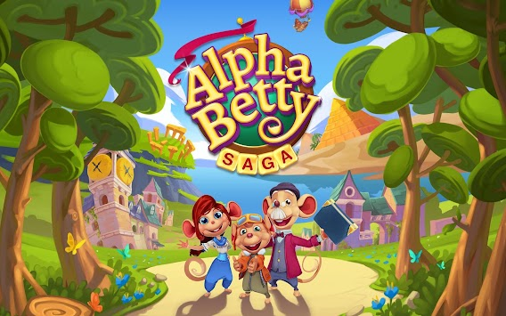 AlphaBetty Saga APK screenshot thumbnail 17