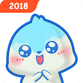 Cute Pet Pululu - Tamagotchi & Virtual Pet Game icon