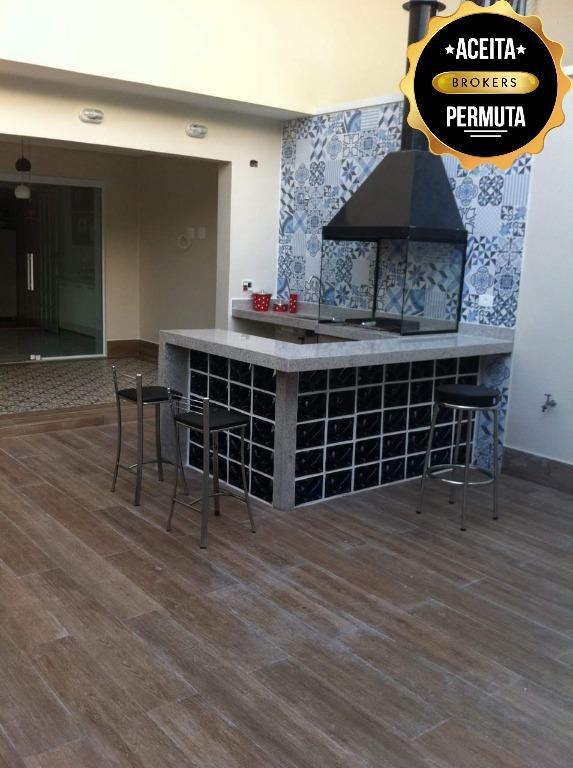 Sobrado à venda, 170 m² por R$ 855.000,00 - Vila Alice - Santo André/SP