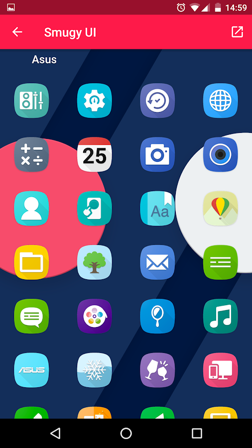 Smugy (Grace UX) - Icon Pack Screenshot 6