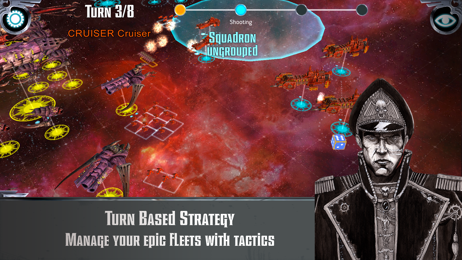 Battlefleet Gothic: Leviathan Screenshot 1
