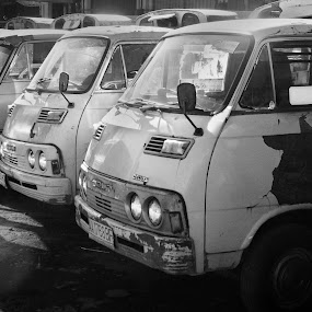 old cars  by Riza Sandjaya - Artistic Objects Other Objects