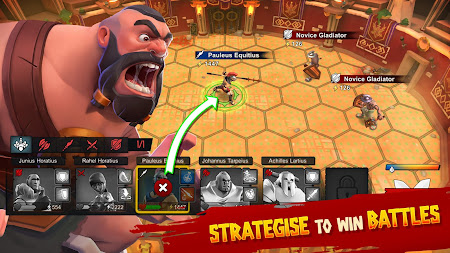 Gladiator Heroes 1.7.2 screenshot 1962611