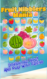 Splash Fruit Nibbler - screenshot