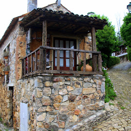 Stone house by Gil Reis - Buildings & Architecture Homes ( old, houses, nature, stone, travel, places, homes )