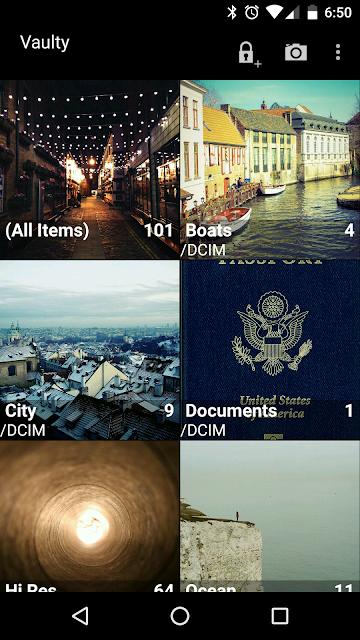 Hide Pictures &Videos - Vaulty screenshots
