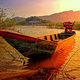 by Kevin Putra - Transportation Boats