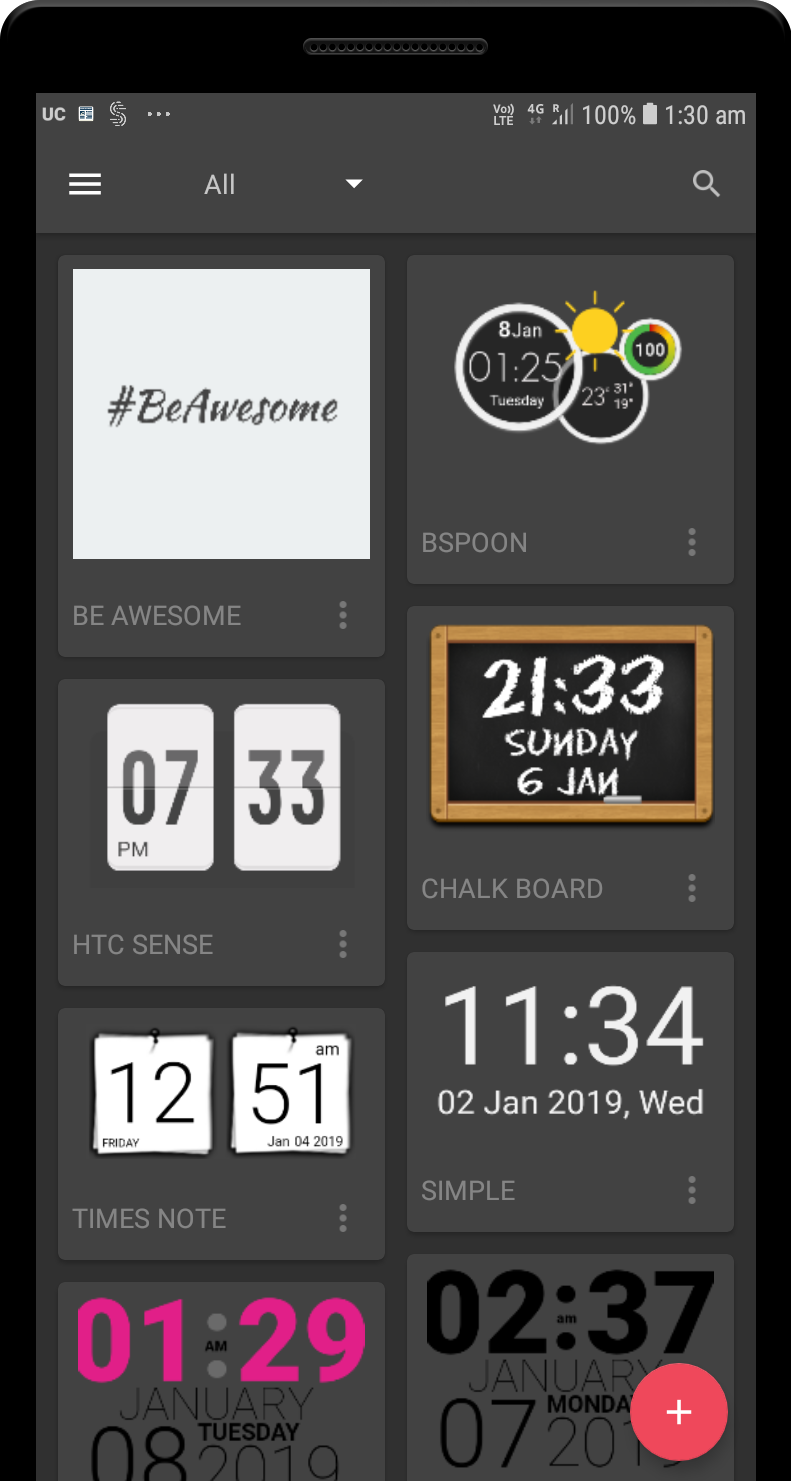 UCCW - Ultimate custom widget Screenshot 0