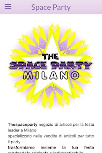 Space Party - screenshot