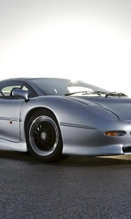 Wallpapers Jaguar XJ220 - screenshot