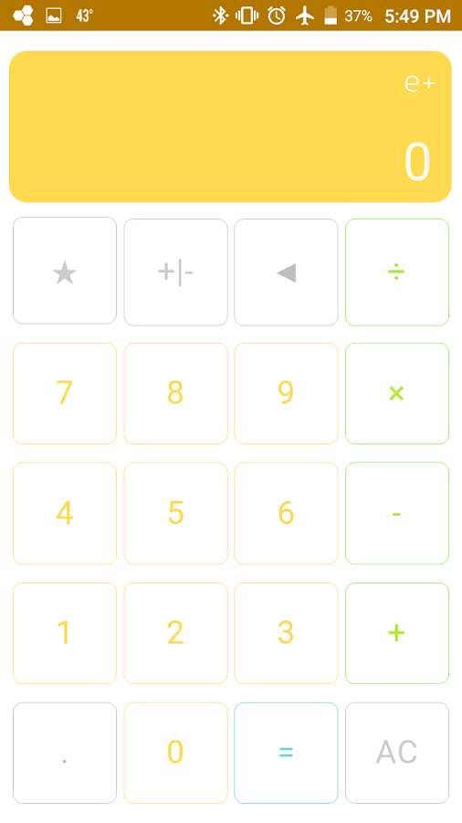 Calculator Elite+ Screenshot 2