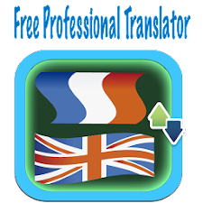 English/French Translator Free