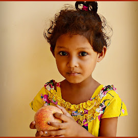 Munni by Prasanta Das - Babies & Children Children Candids ( girl, small, portrait )