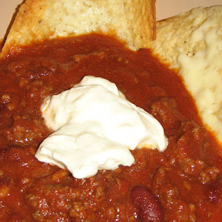 Amazing Crockpot Chili