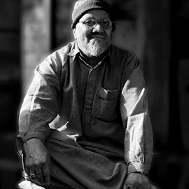 by Abdul Rehman - Black & White Portraits & People