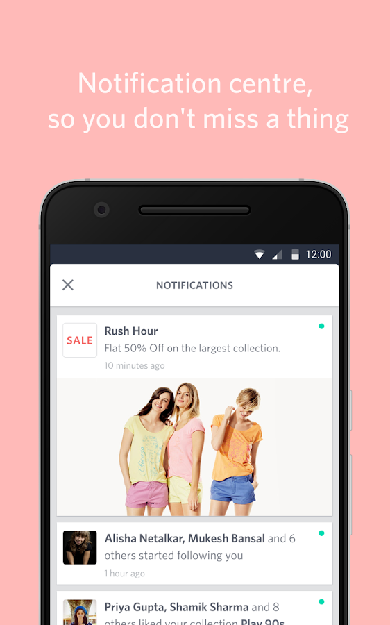 Myntra Online Shopping App Screenshot 7