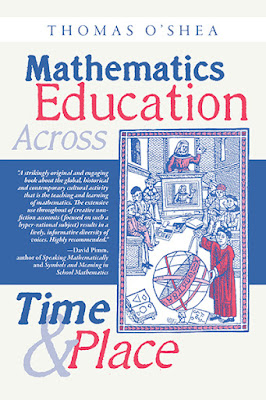 Mathematics Education Across Time and Place cover