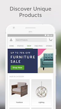 Houzz Interior Design Ideas APK screenshot thumbnail 3