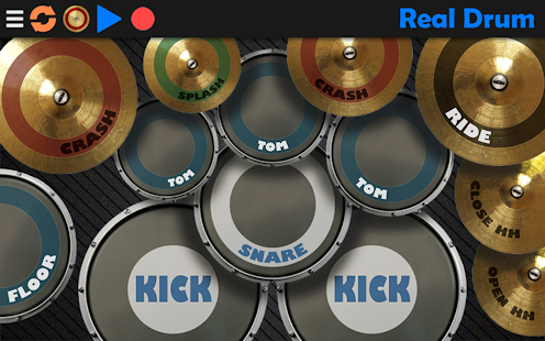 Download Real Drum - The Best Drum Pads Simulator APK for Android Kitkat