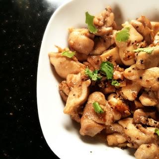 Thai Spicy Garlic Chicken Recipes