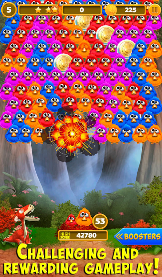 Bubble Shooter Birds Screenshot 3