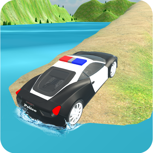 Police Car Driver Offroad 2017 (game)