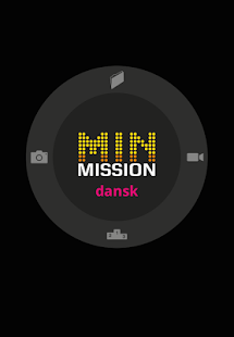 minMission dansk - screenshot