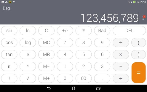 Calculator – unit converter