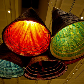 Color in Light. UAE 2013 by João Ferreira - Artistic Objects Other Objects ( light saadiyat manarat )