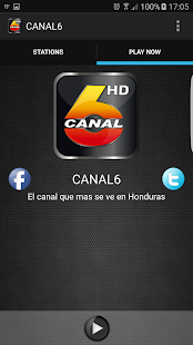 CANAL6 - screenshot