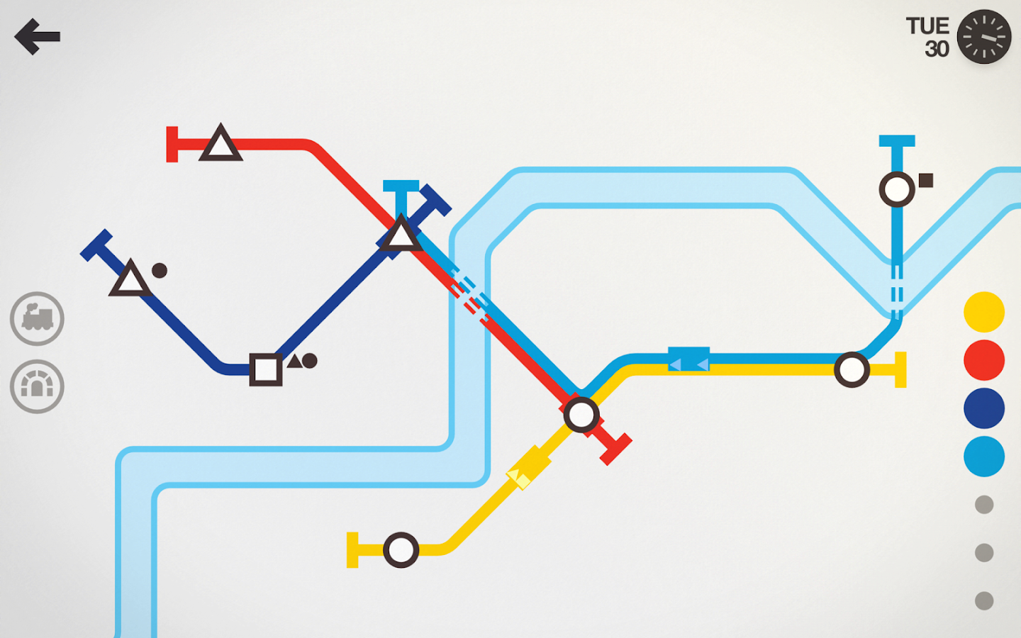 Mini Metro Screenshot 11