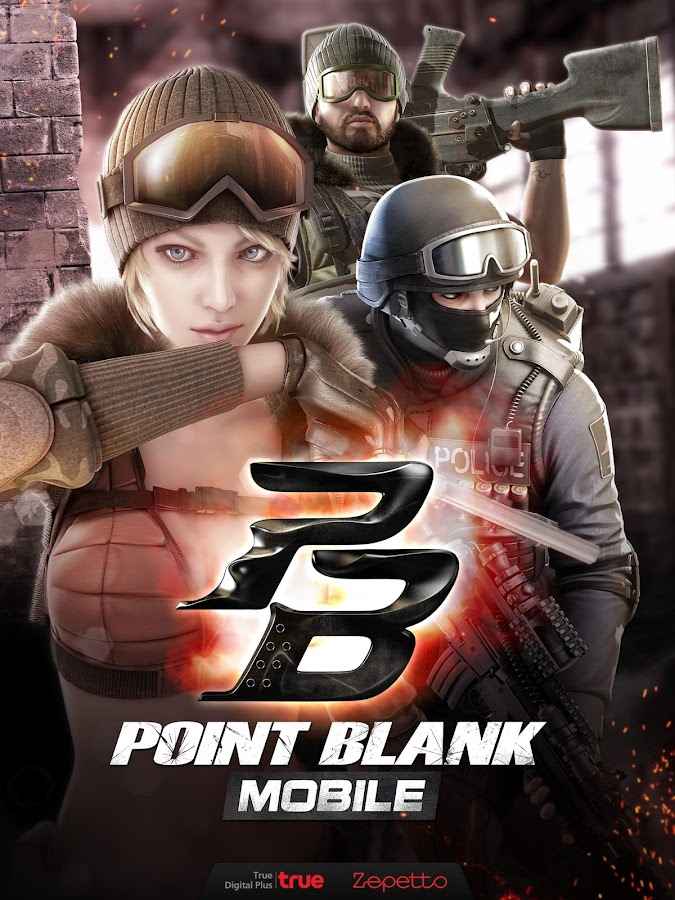 Point Blank Mobile (Unreleased) Screenshot 16