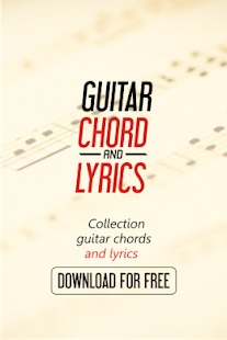Guitar Chords of Taylor Swift - screenshot