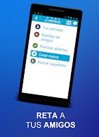 Screenshot of Matchpoint Client App Demo