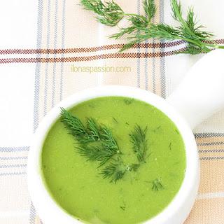 Sweet Pea Soup Recipes