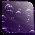 Bubbles Underwater LW Icon