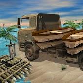 Real Raft Transport Truck APK for Bluestacks