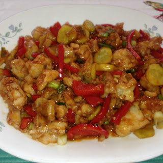 Sweet and Sour Fish